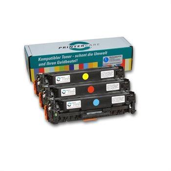 PrinterCare Tonerpaket CMY - PC-M451-CMY