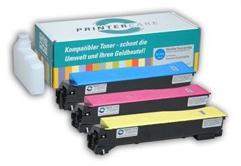 PrinterCare Tonerpaket CMY - PC-TK540-CMY