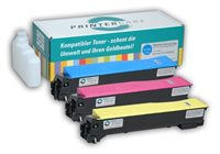 PrinterCare Tonerpaket CMY - PC-TK550-CMY