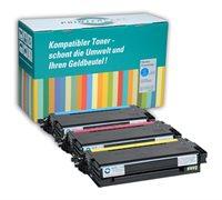 PrinterCare Tonerpaket HC CMY - PC-CLP620-CMY-HC
