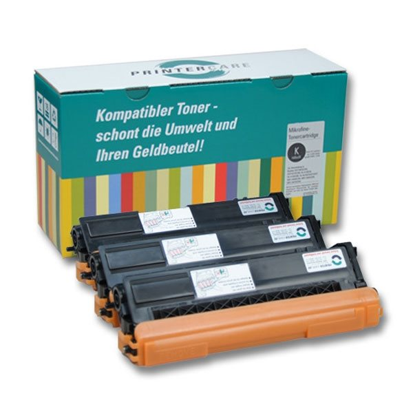 PrinterCare Tonerpaket HC CMY - PC-TN325-CMY-HC