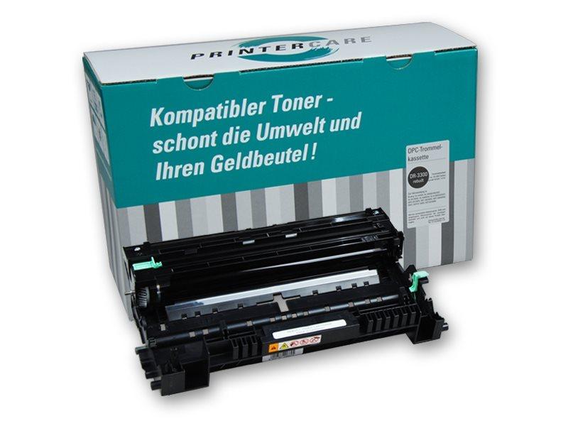 PrinterCare Trommel schwarz - PC-DR3300-PU-BK