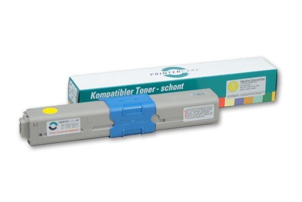 PrinterCare XL Toner gelb - PC-C310-Y-HC