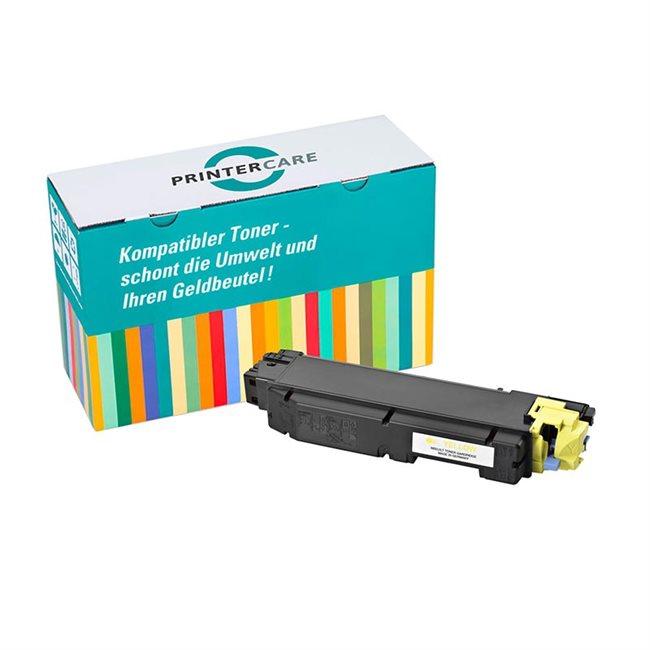 PrinterCare XL Toner gelb - TK-5150Y-XL