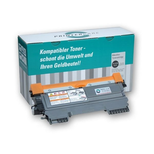 PrinterCare XL Toner schwarz - PC-TN-2010-BK-HC