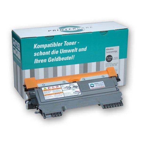 PrinterCare XL Toner schwarz - PC-TN-2220-BK-HC