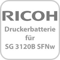Ricoh Drucker-Batterie für SG 3120B SFNw