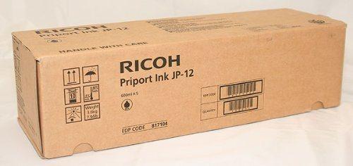 Ricoh Fuser Oil - 400720