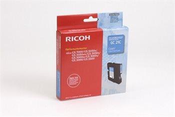 Ricoh Gel-Kartusche cyan für GX2500, 405533