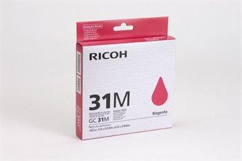 Ricoh Gel-Kartusche magenta für GXe2600, 405690