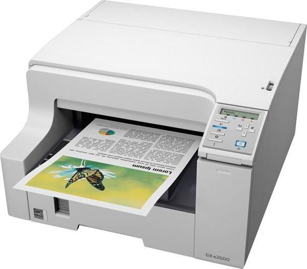 Ricoh GX e2600 Gelsprinter