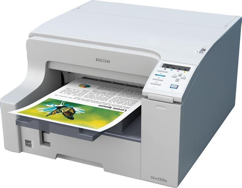 Ricoh GX e3350N Gelsprinter
