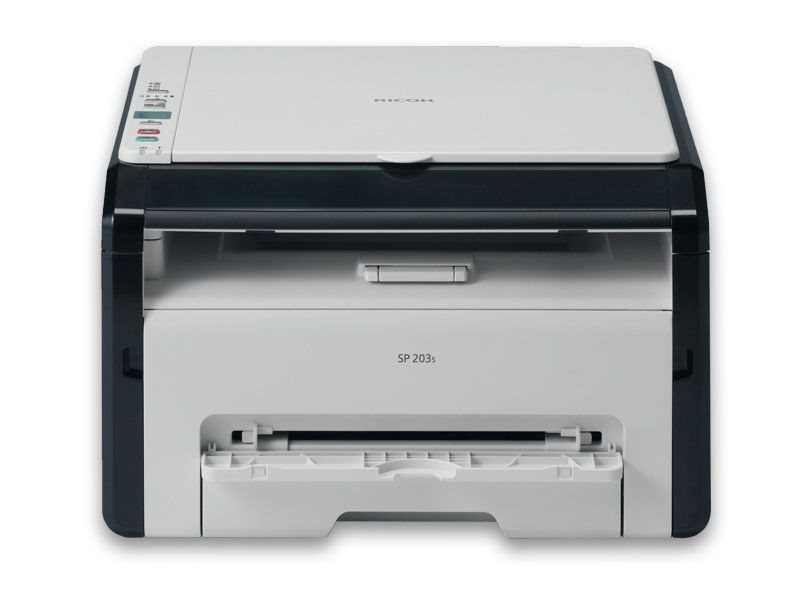 Ricoh Mono-Multifunktionsgerät SP 203S