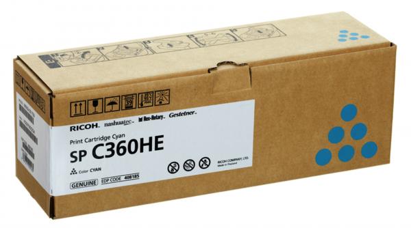 Ricoh Original - HC Toner cyan -  408185