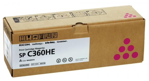 Ricoh Original - HC Toner magenta -  408186