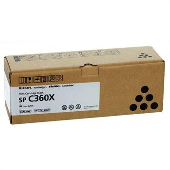 Ricoh Original HC Toner schwarz - 408250