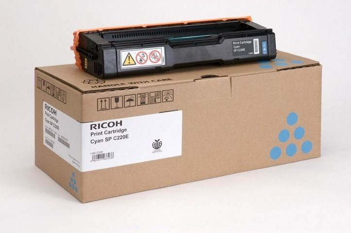 Ricoh Original Toner cyan - 407645
