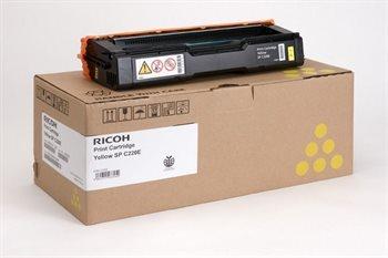 Ricoh Original Toner gelb - 407643