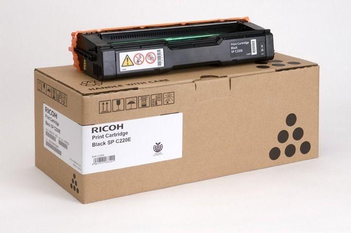 Ricoh Original Toner schwarz - 407642