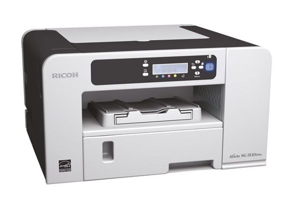 Ricoh SG 3110DNw Gelsprinter