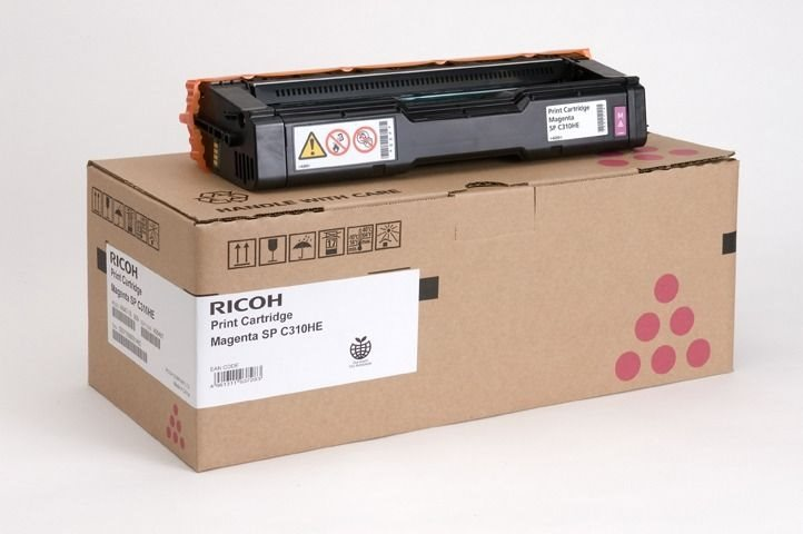 Ricoh Toner magenta für SP C231N, 406481