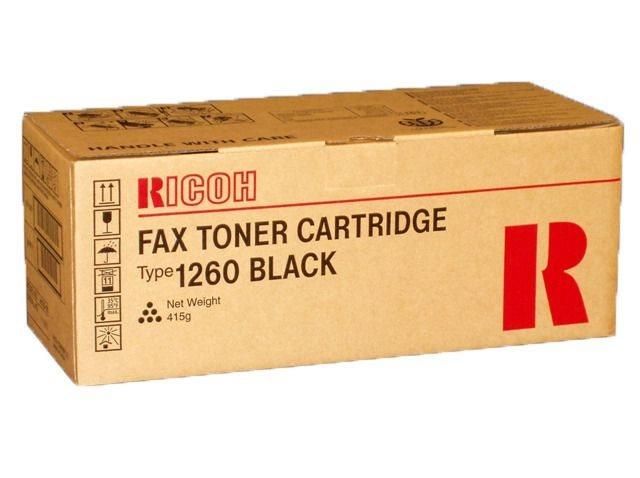 Ricoh Toner schwarz für Fax3310L, 430351