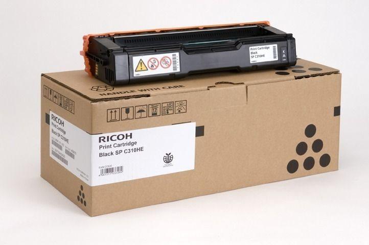 Ricoh Toner schwarz für SP C231N, 406479