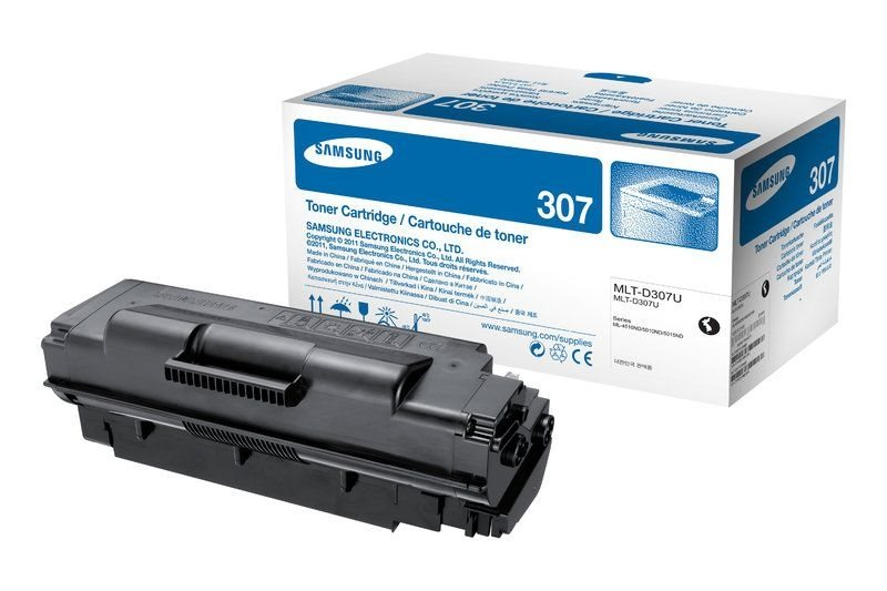 Samsung HC Toner schwarz -  MLT-D307U/ELS