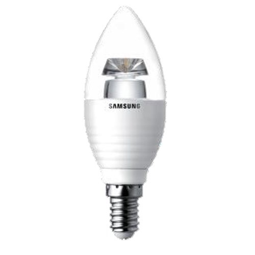 Samsung LED Candle E14 3,2W Clear