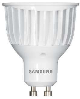 Samsung LED-Lampe PAR16 GU10 6,5W 40° 2700K