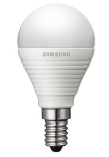 Samsung LED Luster E14 4,3W Dimmbar