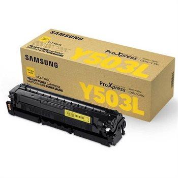 Samsung Original - Toner gelb -  CLT-Y503L/ELS