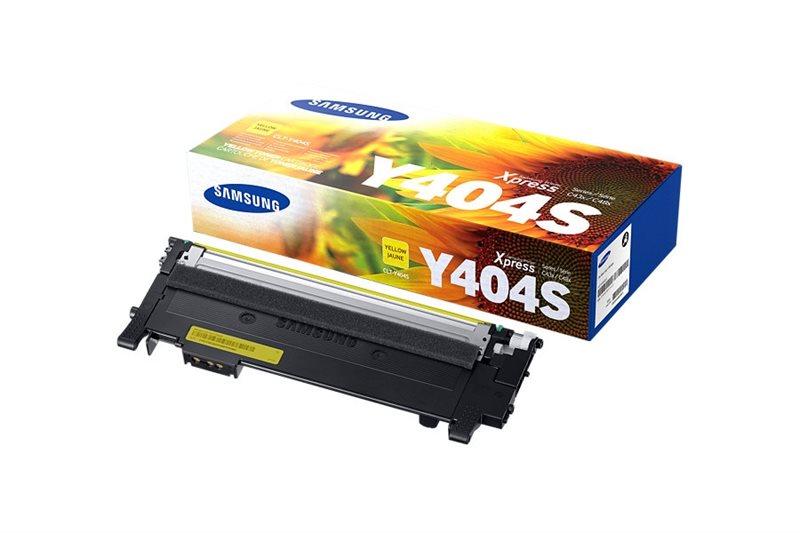 Samsung Original - Toner gelb -  CLT-Y404S/ELS