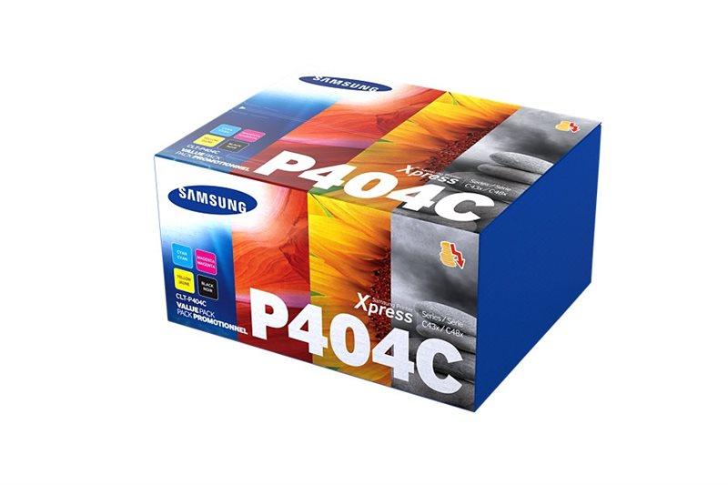 Samsung Original - Toner Rainbow Kit - 4er-Pack