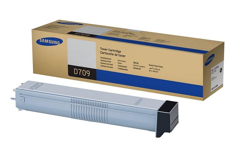 Samsung Original - Toner schwarz -  MLT-D709S/ELS