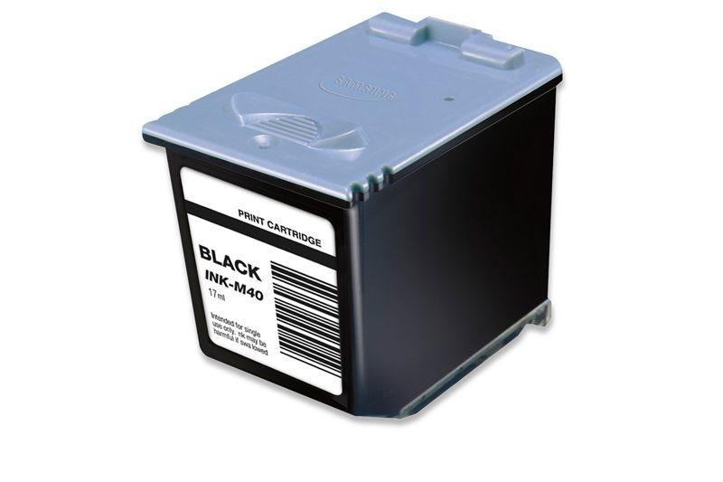 Samsung Tinte schwarz Twinpack für SF330, M-40V