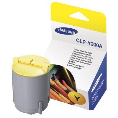 Samsung Toner gelb für CLP-300/N