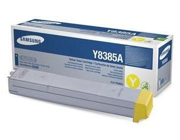 Samsung Toner gelb für CLX-8385ND, CLX-Y8385A/ELS