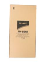 Sharp Original - Resttonerbehälter -  MX510HB