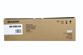 Sharp Original - Trommel cyan -  MX51GUSA