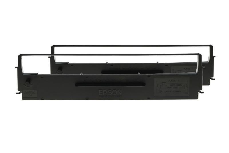 SIDM Black Ribbon Cartridge  - C13S015646