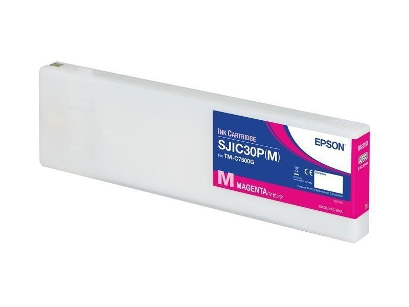 SJIC30P(M) - magenta - Original - Tintenpatrone