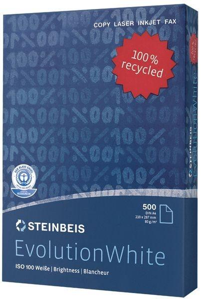 Steinbeis EvolutionWhite Papier DIN A4 80g/m²