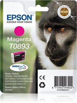 T0893 - magenta - Original - Blisterverpackung - T