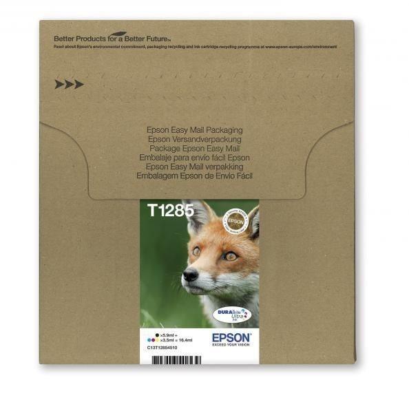 T1285 Easy Mail Packaging - 4er-Pack - schwarz, ge