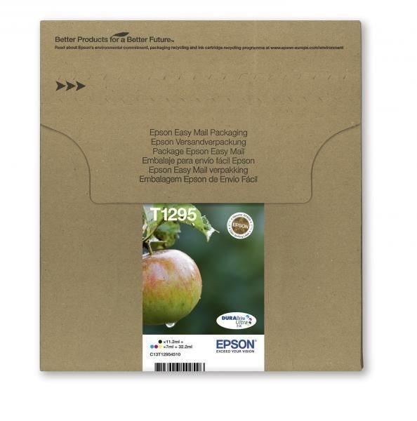T1295 Easy Mail Packaging - 4er-Pack - schwarz, ge