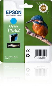 T1592 - cyan - Original - Blisterverpackung - Tint