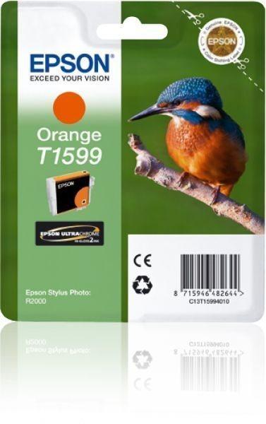 T1599 - Orange - Original - Blisterverpackung - Ti
