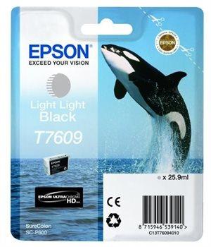 T7609 - Light Light Black - Original - Blisterverp