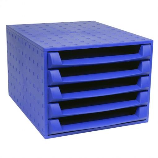 THE BOX Schubladenbox offen